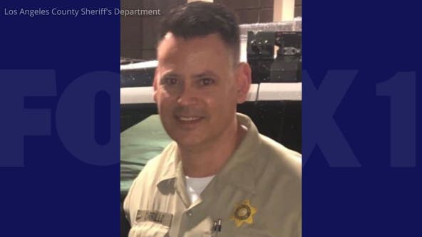 LA County deputy dies of COVID-19 complications