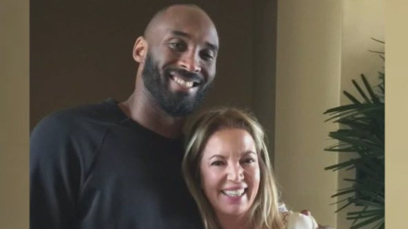 Jeanie Buss: We watched Kobe Bryant grow up with the Lakers; he brought the community together