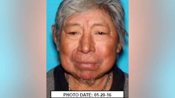 Police searching for 68-year-old man suffering from dementia, schizophrenia reported missing in Carson