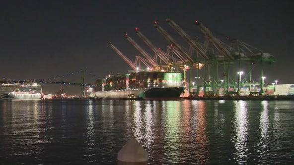 Vaccinations urged for Southern California dockworkers