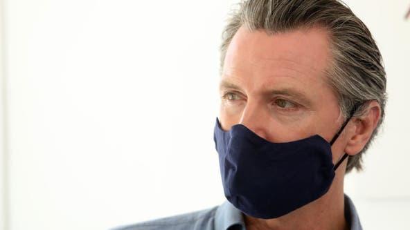 Orange County school board to sue Gov. Newsom over school mask mandate