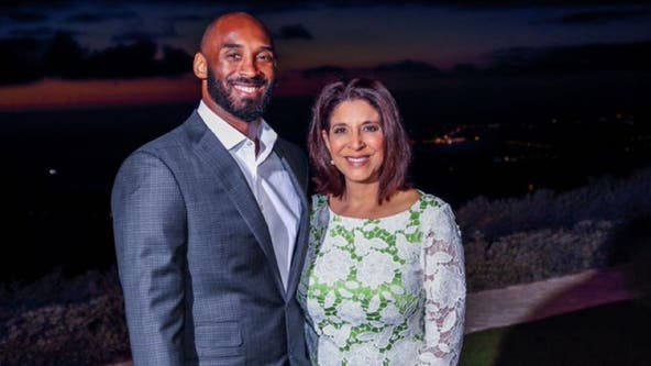 'Laker great I know': How Christine Devine remembers Kobe Bryant, the humanitarian