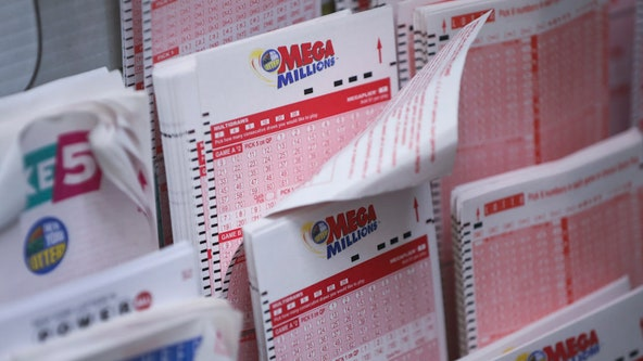 Friday's winning numbers for $1B Mega Millions jackpot released