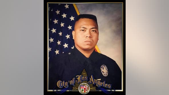 LAPD officer dies from COVID-19 complications