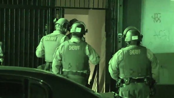 LASD's superspeader task force breaks up multiple stripper parties