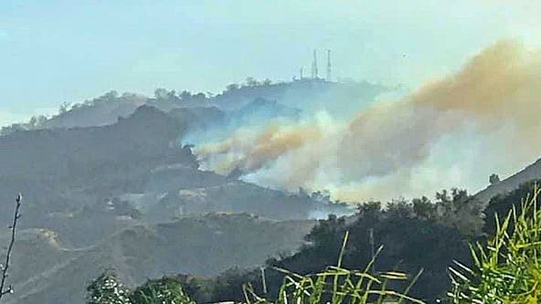Towsley Fire: Blaze scorches at least 50-acres in Newhall