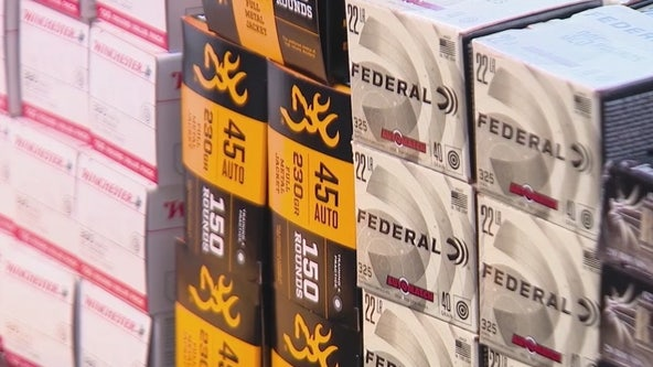 Central Florida gun owners camping out for ammunition