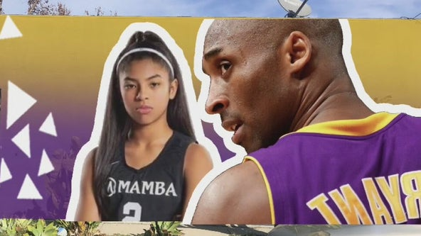 Barbershop ordered by city to take down mural honoring Kobe and Gianna Bryant, owner's son says