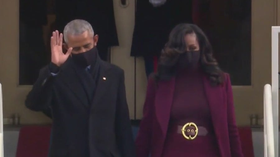 Breaking down the powerful fashion choices of Presidential Inauguration