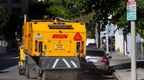 Los Angeles street sweeping to become bi-weekly starting Monday