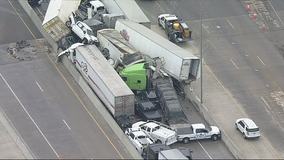6 dead, dozens injured in I-35W pileup in Fort Worth involving 135 vehicles