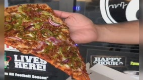 Talking favorite toppings with Fontana restaurant for National Pizza Day