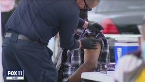 LA County preparing to vaccinate teachers