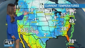 Weather Forecast for Tuesday, Feb. 16
