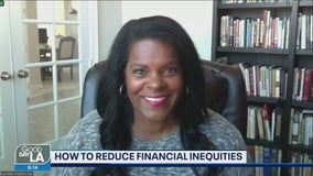 The Money Coach discusses how to reduce financial inequities