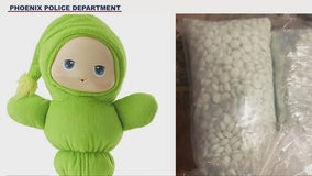 Phoenix Police say thrift store toy had more than 5,000 fentanyl pills inside