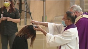 Ash Wednesday, COVID-style, as Christians mark the beginning of Lent during the pandemic