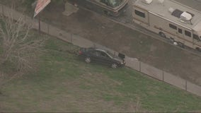 Chase suspect in custody after hours-long standoff in LA