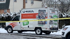 Body found in U-Haul truck during Northeast Philadelphia traffic stop, police say
