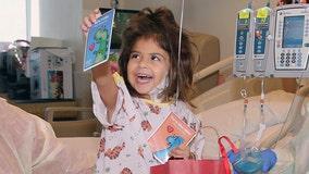 Help Children's Hospital Los Angeles raise $25,000 by sending a Valentine to pediatric patients
