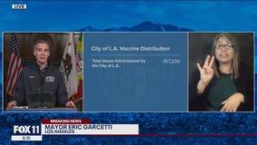 More COVID-19 vaccines coming to LA City