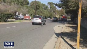LA County Supervisor Janice Hahn orders safety review of road where Tiger Woods crashed car