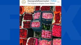 Original LA Flower Market releases holiday hours ahead of Valentine's Day weekend