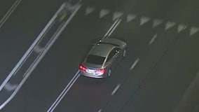 Suspect leads authorities on chase for more than 5 hours across SoCal