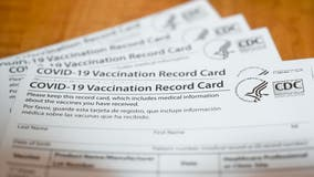 Better Business Bureau urges people to avoid sharing COVID-19 vaccination card on social media