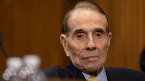 Bob Dole, former US Senator and presidential nominee, diagnosed with stage 4 lung cancer