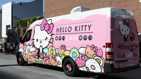 Hello Kitty cafe truck to make a stop in Orange County
