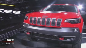 Cherokee chief asks Jeep to stop using its tribe's name