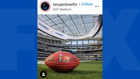 Super Bowl LVI logo unveiled ahead of the big game in Inglewood in 2022