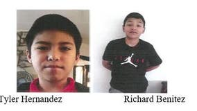 Police searching for 2 young boys who ran away from foster home in Watts