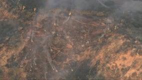 Rye Fire: 3 in critical condition in possible explosion in Santa Clarita