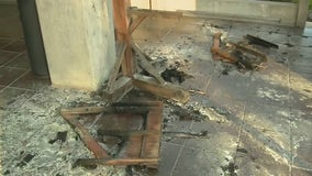 Suspected arson at a Little Tokyo Buddhist temple being investigated as hate crime