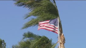 Santa Ana winds could deliver gusts up to 70 mph in parts of SoCal, NWS says