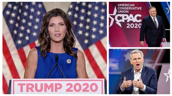 CPAC 2021: Pompeo, Rep. McCarthy, Gov. Noem highlight Saturday's list of speakers