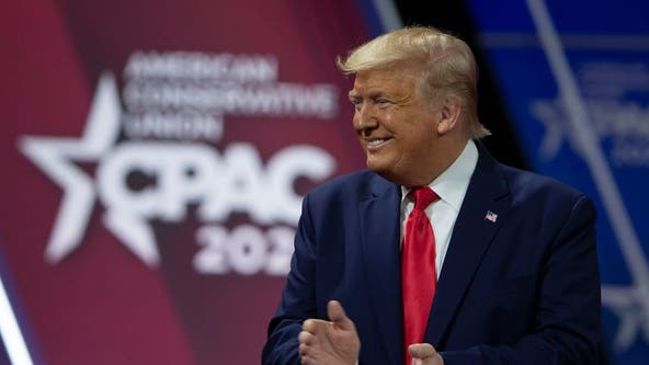 'We're not starting new parties': Trump says Republicans will unite, be stronger than ever in CPAC 2021 speech