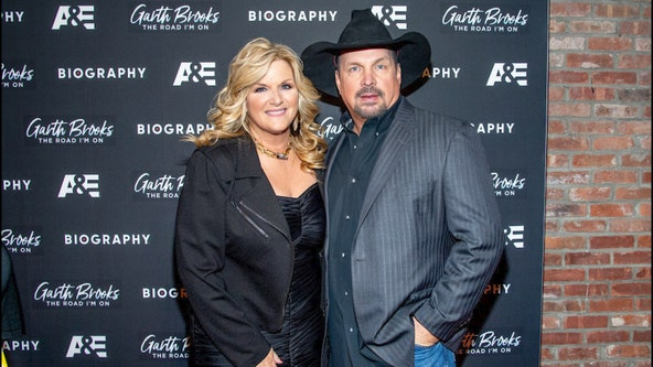 Country singer Trisha Yearwood tests positive for COVID-19, Garth Brooks confirms