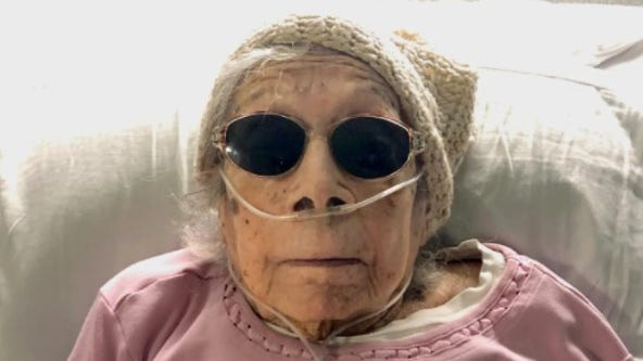 'It tastes like candy': 105-year-old woman beats COVID-19 on gin-soaked raisin diet