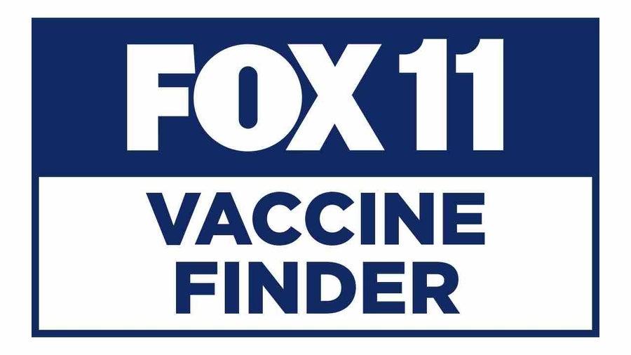 Vaccine Finder: Ventura County
