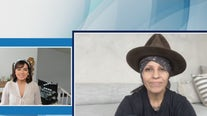 "Linda Perry talks ""Rock 'N' Relief"""