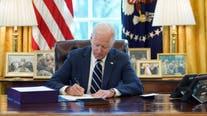 President Biden signs COVID-19 relief bill containing $1,400 stimulus checks