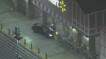 Suspect ditches car at Walmart, sprints to store after Orange County chase