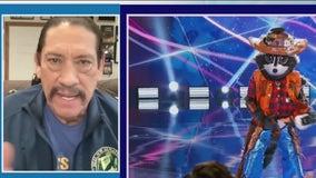 "Danny Trejo talks ""The Masked Singer"""
