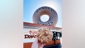 Randy's Donuts opens new location in Costa Mesa