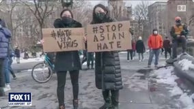 Asian American community asking everyone to rise up against anti-Asian hate