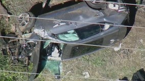 Detectives issue warrant for black box in Tiger Woods crash