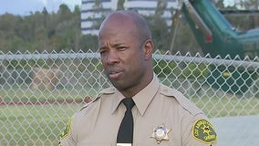 'My fatherly instincts kicked in': LA County deputy discusses comforting girl who left tear-gassed car